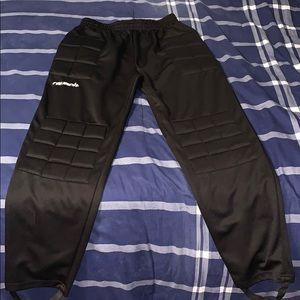 Reusch Padded Soccer Goalkeeper Pants
